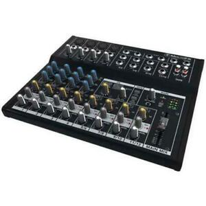 Open Box / Display - MACKIE Mix12FX Compact 12-Channel Audio Mixer with Effects ( Sound mixer ) Canada Preview