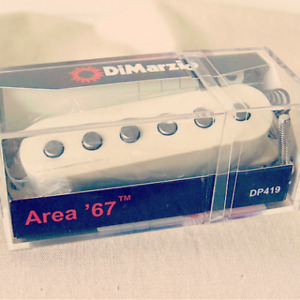 Looking to buy some Dimarzio Area (DP) singles pickups.