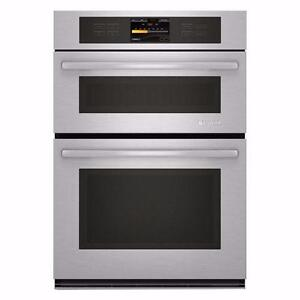 30'' Combination Oven with Microwave, Stainless, Convection Jenn-Air