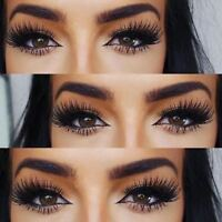 Eyelash Extensions full set $79 100% mink lashes