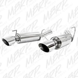 EXHAUST MBRP STAINLESS - MUSTANG GT 2005-10