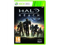 Halo Reach - Xbox 360 - Backwards Compatible with Xbox One