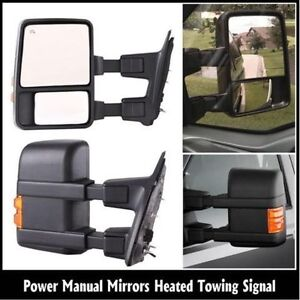 Dodge/Ford/GMC/Chevy towing mirrors in pairs