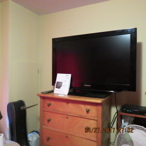 "42"" PANASONIC FLAT SCREEN OPEN TO OFFERES"