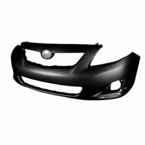 New Painted 2009-2010 Toyota Corolla Front Bumper &FREE shipping