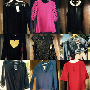 All New Clothing with Tags, Sizes Med - Large $5 each
