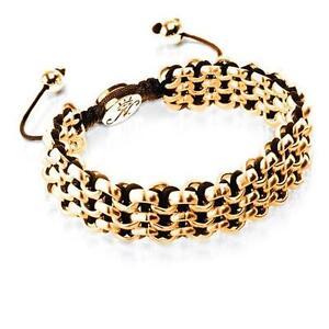 50% OFF All Jewellery - Gold Kismet Links | CocoaBracelet