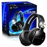 SONY PULSE Elite Edition Wireless Stereo Headset PS4, PS3, Vita