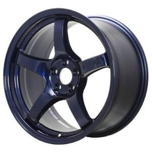 GRAM LIGHTS 57CR WHEEL 18X10.5 +12 5X114.3 ETERNAL BLUE