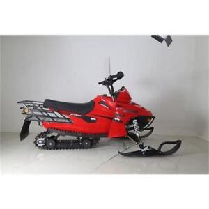 Kids sleds at awesome pricing! 200 CC electric start reverse.