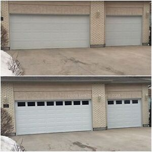 Garage Doors and Openers on sale ★BEST PRICES IN THE CITY★