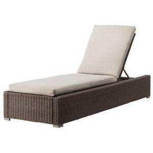 YFF NEW PE WICKER RATTAN Single SUN BED Pre-Assembeled Auburn Auburn Area Preview