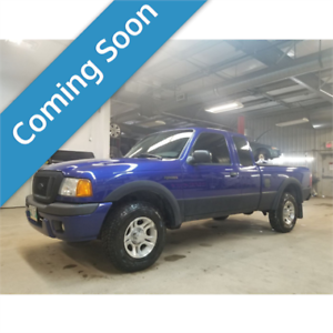 *Safetied* 2005 Ford Ranger Edge *AC*