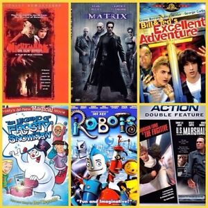 51 DVD's: Prices are $3 Each or 2 For $5...
