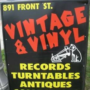 GREAT DAY TO CRATE DIG FOR SOME TREASURE @ Vintage & Vinyl!