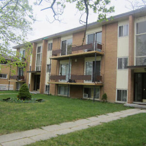 Waterloo - BEST 2 BEDROOMS-showing today-BALCONY-all in price