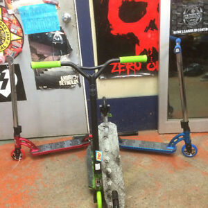 NEW MGP VX6 SCOOTERS