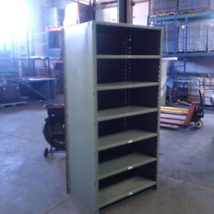"Heavy Duty Industrial Shelving Units - very strong! 18"" x 36"""