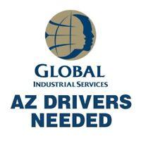 Full-time AZ drivers needed