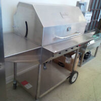 "48"" & 36"" BBQ Machines for RENT"