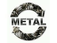 Scrap metal/motors WANTED