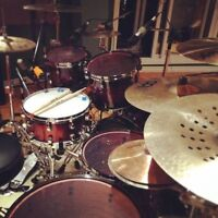 Experienced Drummer looking for Work