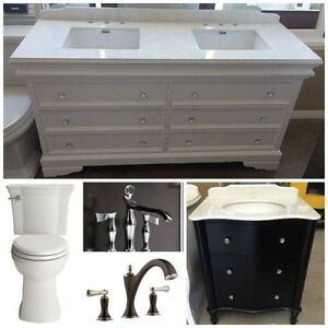 Offering vanities that combine Quality and Style for your bath!
