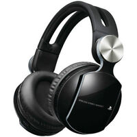 PS4/PS3/PS Vita Wireless Headset with 7.1 virtual surround sound