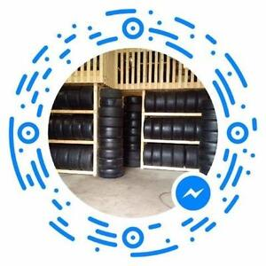 USED TIRES & RIMS ~~~ WINTER ~~~ SUMMER ~~~ALL-SEASON ~~~ RUNFLATS &more