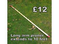 Long Arm Pruners