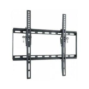 Techly Tilting TV Wall Mount - 23-55in - VESA 400x400mm - Black