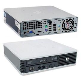 HP Ultra Small Desktop Fast Small & Compact