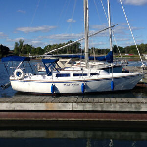Catalina 27 - Priced for quick sale