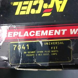 8.8 Accel Universal Spark Plug Wires London Ontario image 2