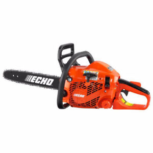 ECHO cs-500p 45cc Gas Chainsaw !brand new!