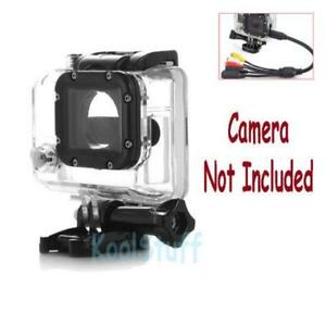 Protective Housing w/ Side Opening for GoPro HERO 4 3+ 3 Camera GP29