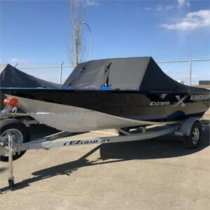 2018 KingFisher 1775 Extreme Duty Riverboat