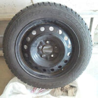 Goodyear nordic 205/55R16 in new condition Mazda5 Mazda 5
