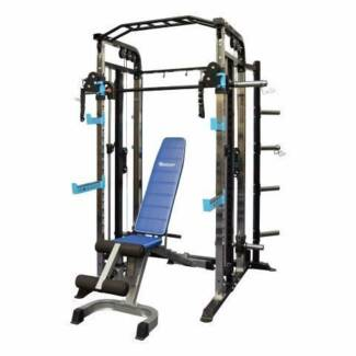 Functional trainer smith cable crossover /FID Bench NEW