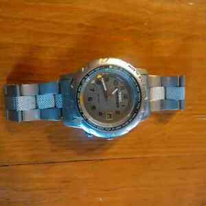 Men's Timex expedition indigo watch