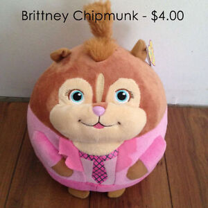 Brittany from the Chipmunks new with tag