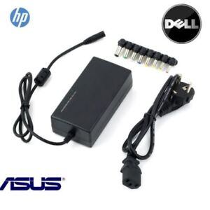 NEW Chargeur Laptop 96W Universal Power Charger Adapter AC 110V/