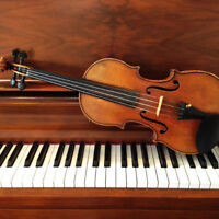 Violin and Piano Lessons in Walkerville