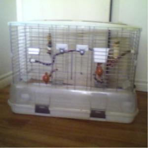 cage vision 28 pouce de largeur,par 14 de profond,par 22 de haut
