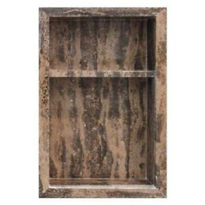 Stone Niche 13X20 - Available in 9 Colors