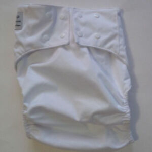 Giggle Life Cloth Diapers - Baby 7-36 lbs, Youth & Adult Sizes Cambridge Kitchener Area image 4