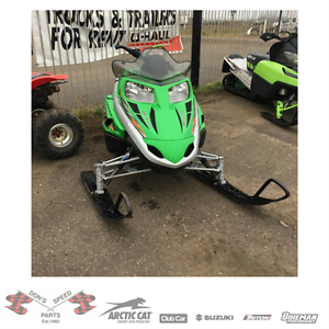 PRE-OWNED ARCTIC CAT 2007 F8 SP 128 @ DON'S SPEED PARTS