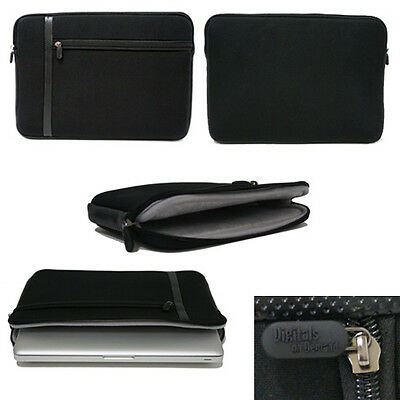 "13"" Cover Case Sleeve Bag for Apple MacBook Pro 13 with Retina Laptop - Black on Rummage"
