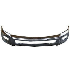 NEW 2009-2012 DODGE RAM CHROME FRONT BUMPERS +FREE SHIPPING