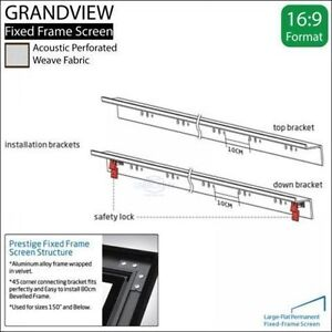 GrandView Large Flat Series 84\ - LF-PU84 - ECRAN PROJECTEUR